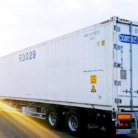 コンテナシャーシ / Container chassis