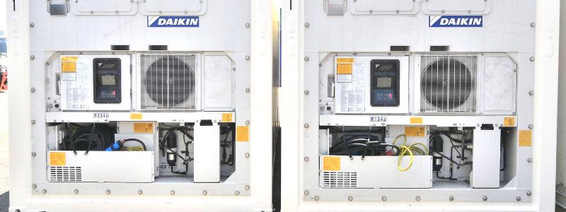 ダイキン冷凍コンテナ正規サービスエージェント